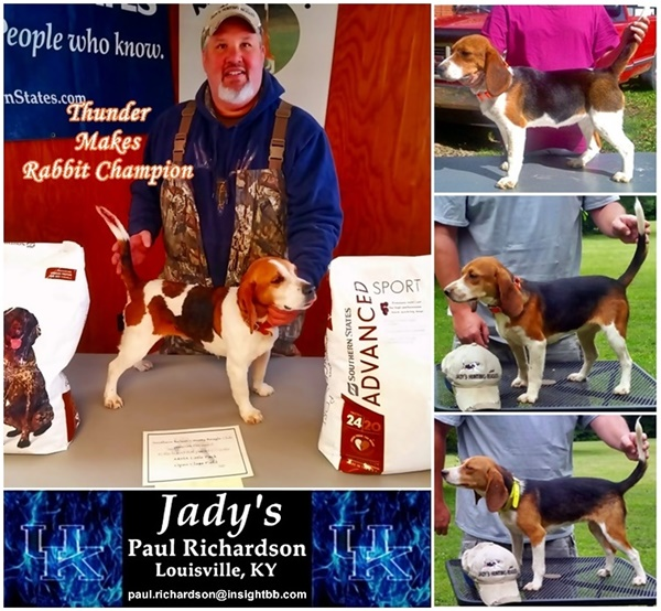 Jady's Hunting Beagles